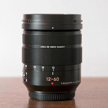 Panasonic Leica 12-60mm F/2.8-4 Asph. Power Ois Gh5 G7 Bmpcc