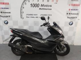 Honda Pcx 150 2017 Otimo Estado Aceito Moto