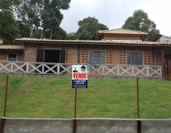Casa Rustica Em Condomínio Clube, Mairiporã - Ca0165