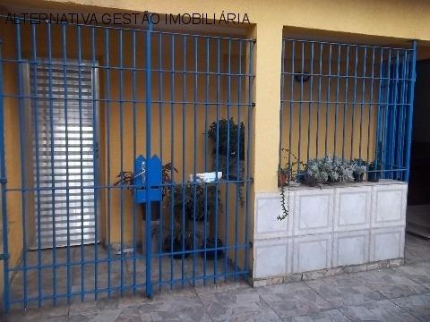 Casa Residencial Em São Paulo - Sp, Vila Lageado - Cav0565