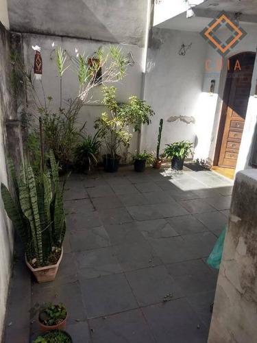 Imagem 1 de 12 de Casa Com 2 Dormitórios À Venda, 136 M² Por R$ 640.000,00 - Saúde - São Paulo/sp - Ca3059