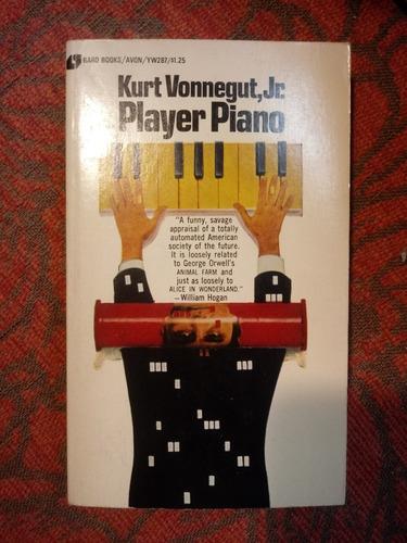 Imagen 1 de 1 de Kurt Vonnegut.  Player Piano.