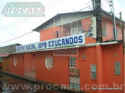 Prédio À Venda, 1200 M² Por R$ 600.000,00 - Educandos - Manaus/am - Pr0149
