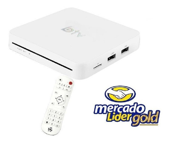 Multimídia Smart Branco B-tv Original Lançamento 2019