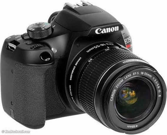 Câmera Canon T6 - 18-55mm