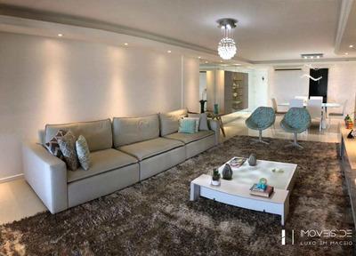 Apartamento Com 4 Dorms, Jatiúca, Maceió - R$ 1.7 Mi, Cod: 83 - V83