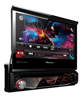 Auto Estereo Pantalla Bluetooth Pioneer Avh-4150bt Dvd Msi