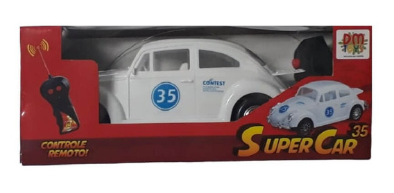 Carro Controle Remoto Super Car 35 Br Dmt3764 Dm Toys