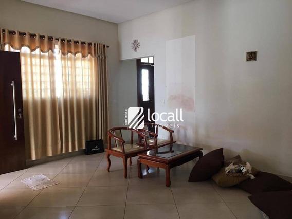 Casa À Venda, 365 M² Por R$ 990.000,00 - Centro - São José Do Rio Preto/sp - Ca2153