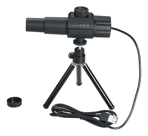 Telescópio Digital Usb Monocular 2mp 70x Zoom Pronta Entrega