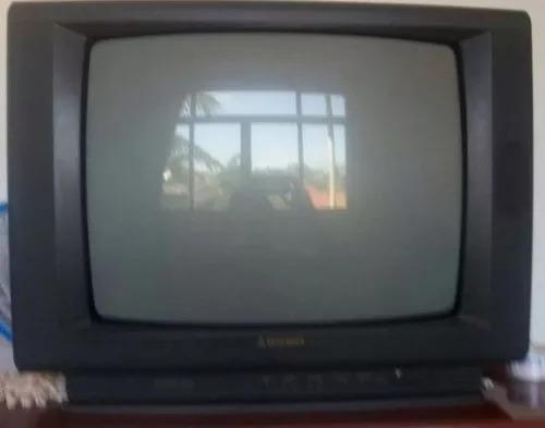 Tv - Mitsubishi Retirar Em Mãos Leia O Anuncio