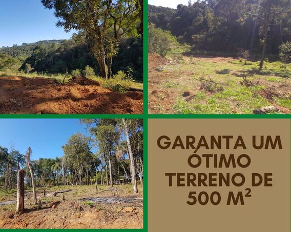 Terrenos De 500 M² Para Construção De Sítios E Chácaras