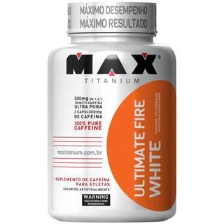 Ultimate Fire White (120 Caps) Max Titanium