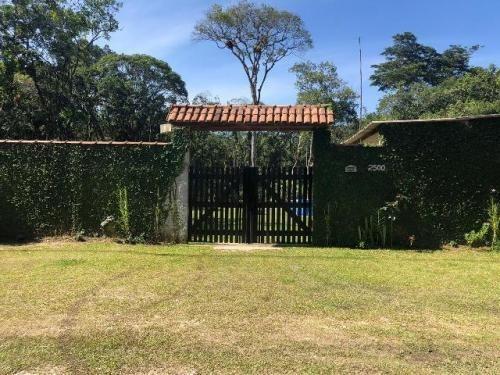 Chácara Barata No Litoral-1600m² - Itanhaém/ Sp 5274/ps