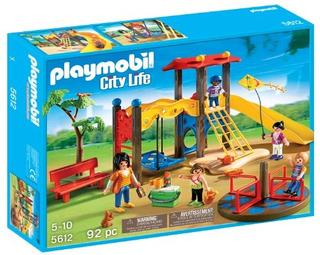 Playmobil Juego De Juegos Infantiles