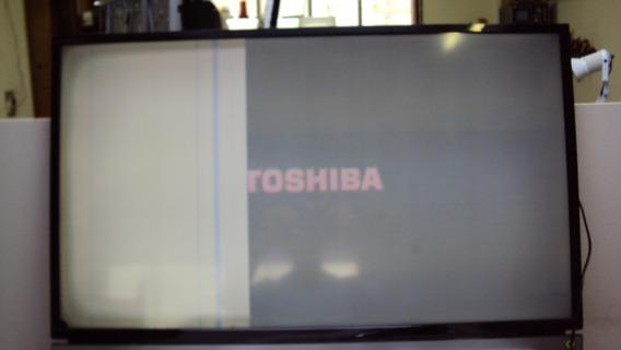 Peças Retiradas Da Tv Toshiba 39l2300 C/ Display Defeituoso