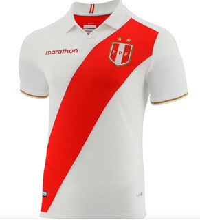Jersey Umbro Peru Copa America 2019 Local Original C/num