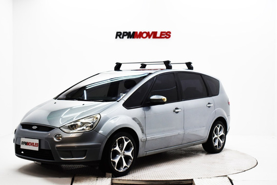 Ford Ford Smax 2.3 Titanium At 2009 Rpm Moviles