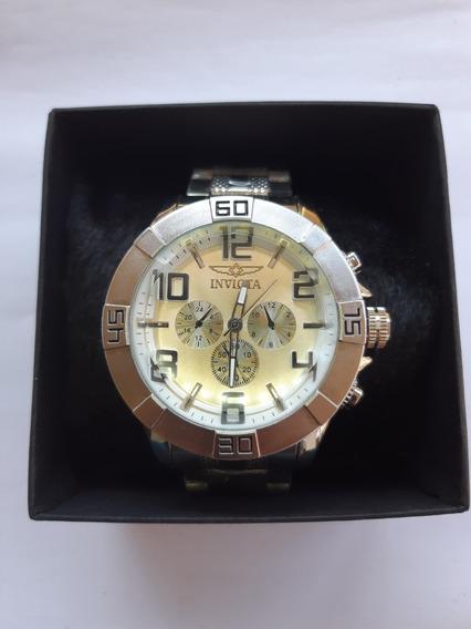 Relógio Luxo Casual Lindo Para Noite + Brinde Surpresa
