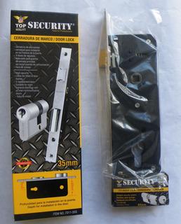 Cerradura Security De 35 Mm