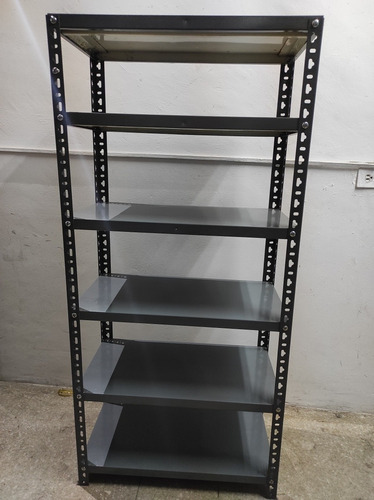 Estantes Metalicos Utiliti 3 Y 4 Paños 1.10x0,92x0,30/0,40cm