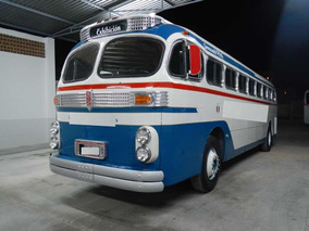 Autobús Aerocoach Modelo 1950.