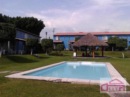 Hermosa Casa En Cuernavaca Con Alberca Y Palapa