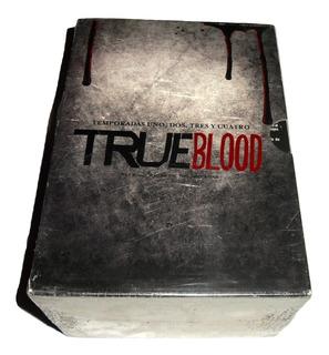 True Blood Temporadas 1 - 4 Dvd