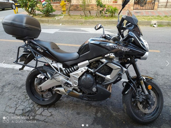 Kawasaki Versys 650 2010
