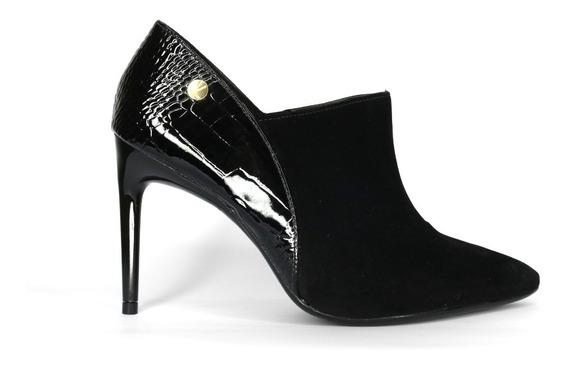 Zapato Stiletto Mujer Vizzano 1344 Croco Modelo Colores