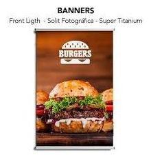 Banner 60 X 40 Impressão Digital
