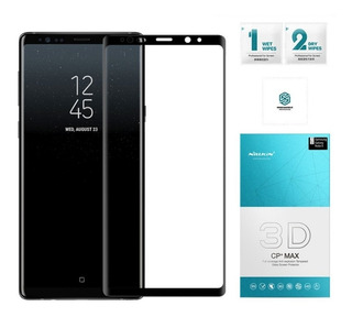 Película Vidro Samsung Galaxy Note 9 Nillkin 3d Cp Curva