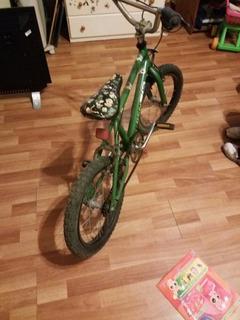 Bicicleta Usada Excelente Ben10