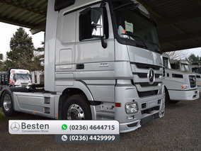 Mercedes Benz Actros 2646 S/33 6x4 0km Cuotas Y Anticipo