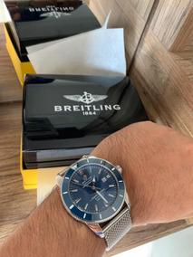 Brietling Automático - 12x S/juros - Frete Grátis + Brindes