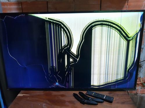 Tv, Televisão 4k Quebrada, 50 Polegadas ,philco