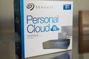 Hd Online - Seagate Personal Cloud 3t (lacrado, Na Caixa)