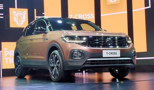 Volkswagen T Cross Trendline Manual Entrega Inmediata 0km Vw