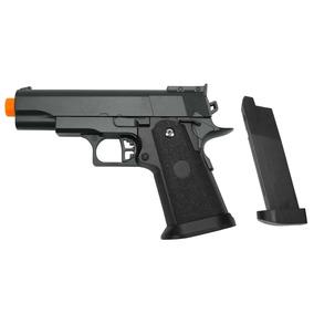 Pistola De Airsoft Spring G10 Modelo 1911 Baby Full Metal 6m