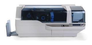 Impresora Tarjeta De Pvc Zebra P430i Impecable