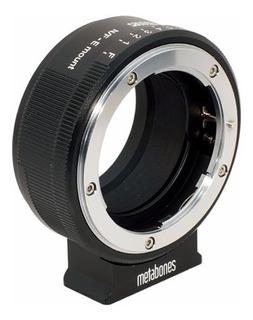 Metabones Nikon G Adaptador Montaje Para Lente Sony Nex