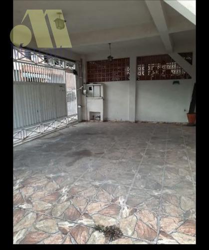 Casa Sobrado Em Vila Iasi  -  Taboão Da Serra - 3354
