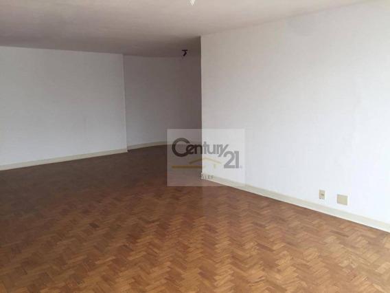 Apartamento Para Locação Na Rua Da Consolação - Ap2157