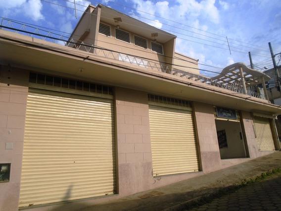 Casa Comercial Para Comprar No Guarapiranga Em Ponte Nova/mg - 4807