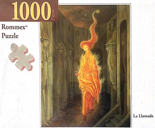 Rompecabezas De 1000 Piezas: La Llamada Por Remedios Varo