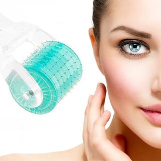 Dermaroller Drs 192 Premium Titanio Mesoroller Corporal Facial Capilar - Medida A Elección 0.5 1.0 1.5