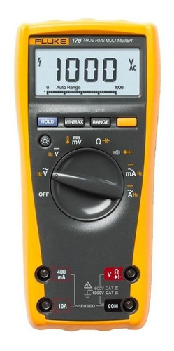 Multímetro Digital Categoria Iv 600v Fluke 179 Esfp