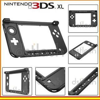 Caracasa Nintendo 3ds Xl Solo Pieza Inferior Nueva