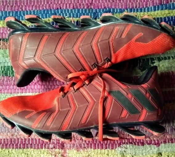 Liquido Zapatillas adidas Springblade