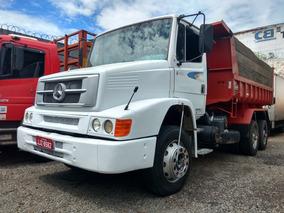 Mb 1620 97/98 Truck/báscula - R$ 72.000